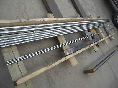 Titanium Round Bar .5 3each Totalling 376.5 6al - 4v Ams 4928