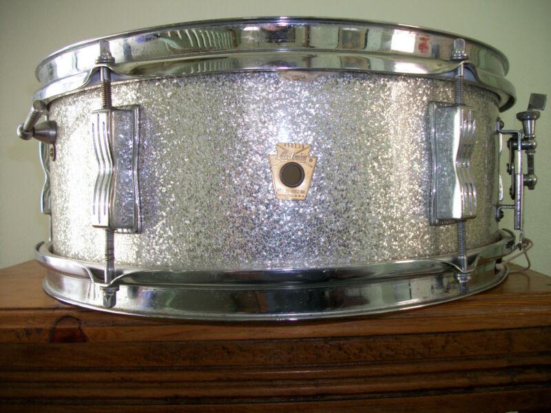Ludwig Keystone Badge Pioneer snare
