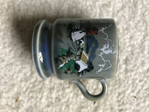 """Irish Porcelain small cup MADE IN IRELAND (2""""H x1-1/8""""D)"""