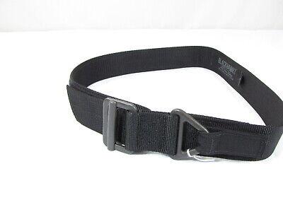 Blackhawk Cqb Riggers Belt Military Black Small Up To 34 3g3