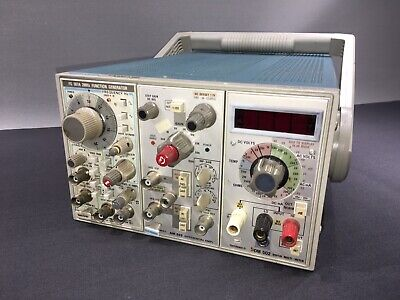 Textronix Tm503b W Fg 501a Function Generator Am 502 Differential Ampl. Dm 502