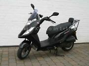 Kymco Yager GT125 2. Hd. Scheckheft