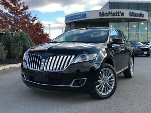2014 Lincoln MKX AWD,HEAT SEATS/WHEEL,POWER GATE, LEATHER, PANOR