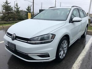 2019 Volkswagen Golf Sportwagen 1.8T Highline DSG 6sp at w/Tip 4