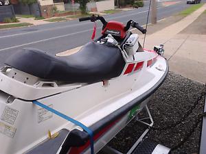 Jetski Waverunner..$1,000 Brand new marine two way radio etc Oak Flats Shellharbour Area Preview