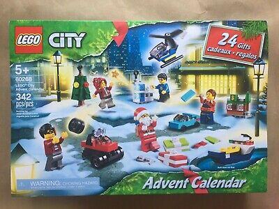 New/Sealed. Lego City Advent Calendar (60268)