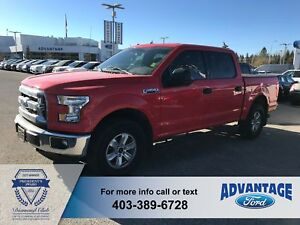 2016 Ford F-150 XLT Trailer Tow - Remote Start - Clean Carfax