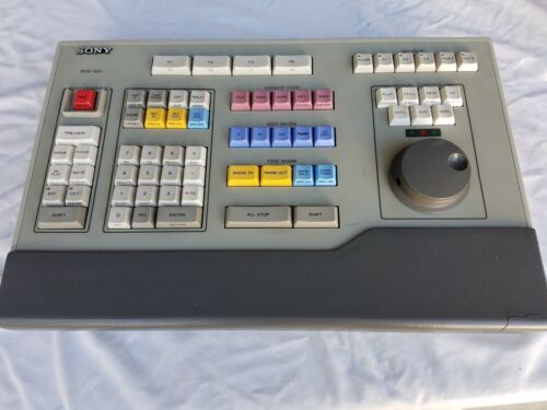 SONY BVE-900  VIDEO EDITING SYSTEM CONTROLLER UNIT