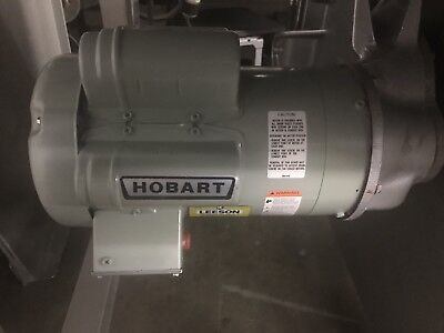 Hobart New Motor For 580157016801 Meat Saw. Single Phase.