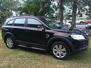 2007 Holden Captiva Wagon / 12 MONTHS WARRANTY /6 MONTHS REGO RWC Yeerongpilly Brisbane South West Preview