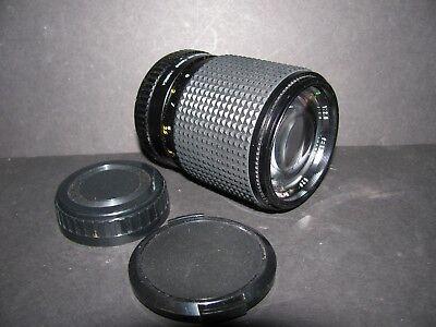 Sears 135mm f2.8 Macro Lens - Pentax PK, Bayonet Mount .