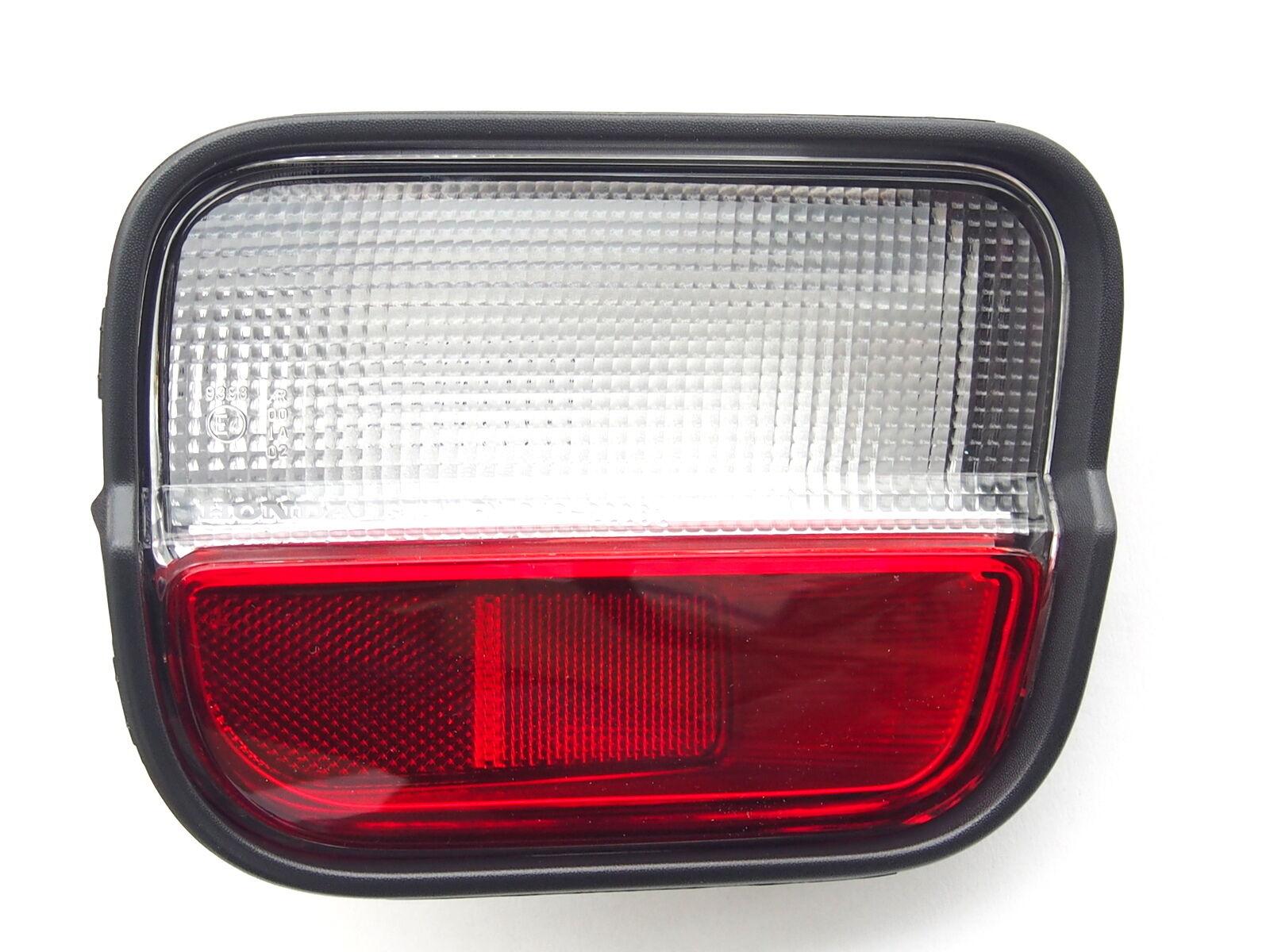 Honda CR-V MK I 1995-2002 SUV REAR LEFT LOWER REVERSE LAMP UNIT Genuine OE RHD