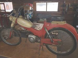 1957 Sears Allstate Puch moped
