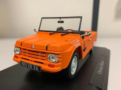 Norev Citroën Mehari 1983 Kirghiso Arancione 1/18 181515 0120 27