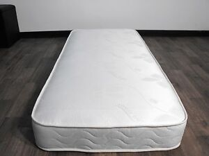 3ft Standard Single 190cm x 90cm Memory Sprung Mattress FREE DELIVERY