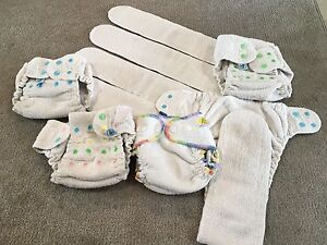 Cloth diapers (bamboo)