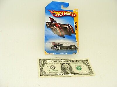 Hot Wheels Batman Batmobile New Models - 2010