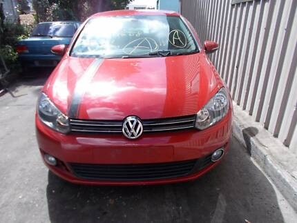 Volkswagen Golf VI comfortline Turbo diesel 2009 is now wreclking Gladesville Ryde Area Preview