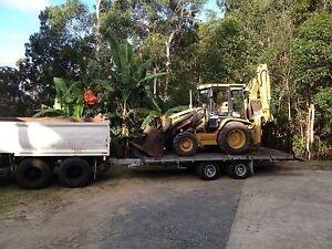 $99000. 00 Ono Combo For Sale Truck , Backhoe, Tag tilt trailer Bonogin Gold Coast South Preview