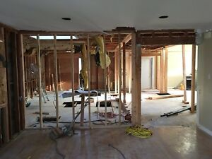 Basement Removal, Floor removal, wall removal, Kitchen & more