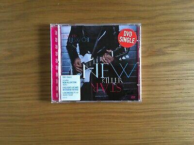 David Bowie New Killer Star DVD Single Rare comprar usado  Enviando para Brazil