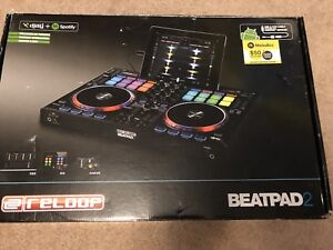 SEND OFFERS! REDUCED! BEATPAD2 by RELOOP TURN TABLES! BRAND NEW!