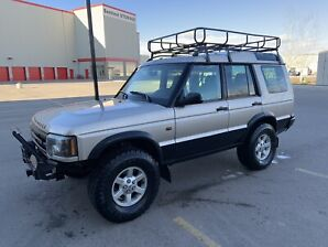 2003 Land Rover Discovery II - Modified