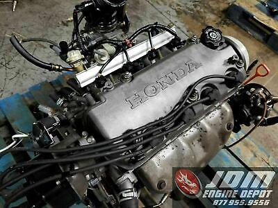 96 00 HONDA CIVIC 1.6L SOHC VTEC ENGINE JDM D16A