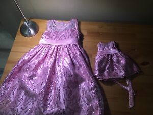 Baby and me dresses