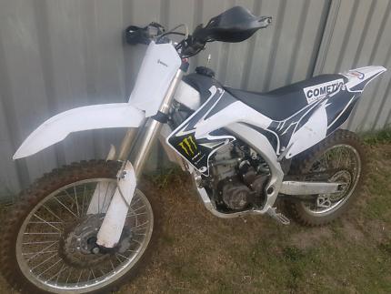 2013 250cc big wheel dirt bike