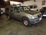 TURO DIESEL  3 YEARS AWN WARRANTY 2001 Holden Rodeo Ute St James Victoria Park Area Preview