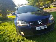 Vw volkswagen golf gti mk5 Thornton Murrindindi Area Preview