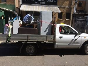 Delivery and pick up Sydney wide Sydenham Marrickville Area Preview