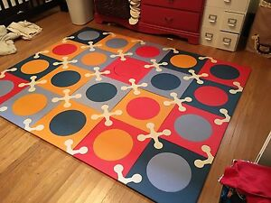 Skip hop safe foam floor mat tiles