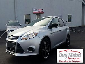 2012 Ford Focus S | AUTO | AC | POWER PACK | CLEAN | 50MPG