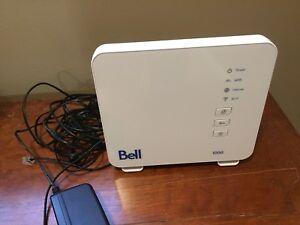 Bell modem