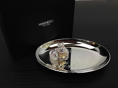 Mikimoto International Sheep Jewelry Tray with Pearl  6B020400p