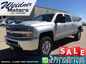 2017 Chevrolet Silverado 3500HD *Diesel, Rear Back Up Camera*