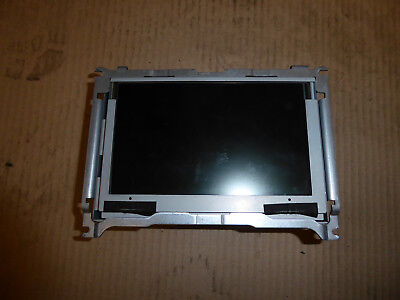 2008-2014 JAGUAR XF SAT NAV NAVIGATION DISPLAY SCREEN 8X23-10E889-AD