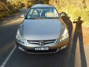 2004 Honda Accord Sedan genuine 76000 klms!!