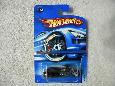 2006 Hot Wheels Airy 8 164 Black M