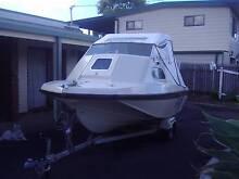 Own owner NOVA Project 149 Fibreglass Seacraft Power Boat Camira Ipswich City Preview