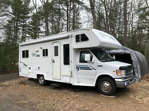 24 ' Ford Citation  E350 motorhome