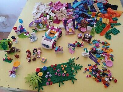Lego friends bundle figures animals & accessories