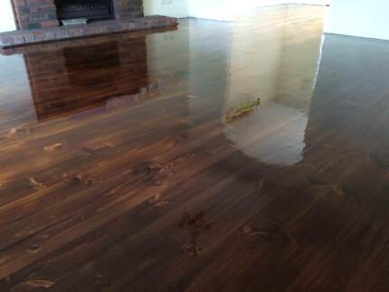Timber floors Sanding, Polishing and Installation