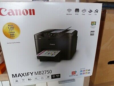 Canon Maxify MB2750 A4 ALL-IN-ONE Drucker