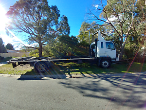 Container/Removal TRUCK  (MR) Conder Tuggeranong Preview