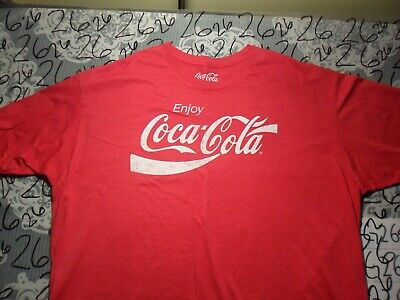 3XL- Coca Cola T- Shirt