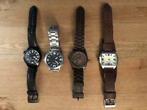 Men's Fossil Watches
