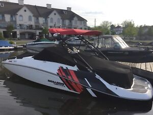 2012 Seadoo Wake 230 510hp with Upgrades!